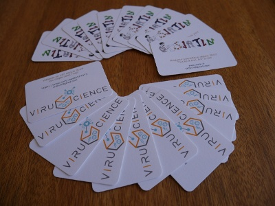 Cartes de visite de ViruScience