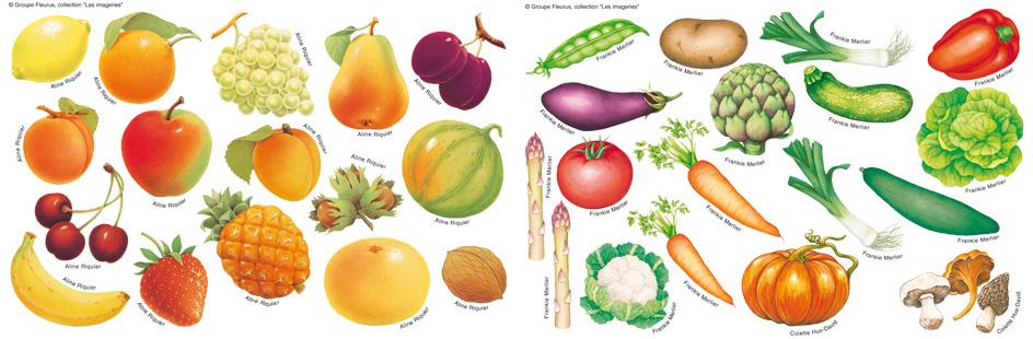 Fruits et légumes : les faux amis