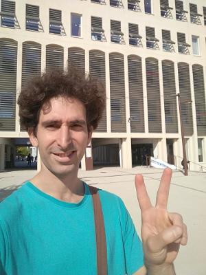 Cours sur la médiation à la licence professionnelle LSF de la fac d'Aix-Marseille