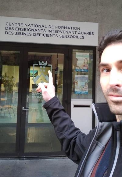 Formateur sur la didactique des sciences à Chambéry
